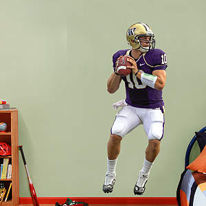 Jake Locker Washington Fathead Wall Decal